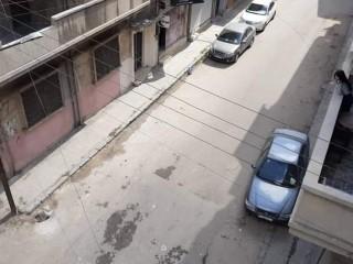 شقة للبيع في حمص - عكرمة الشارع الموازي للأهرام