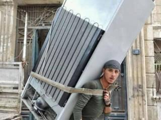 ابوابراهيم الديري لنقل عفش بيوت حلب