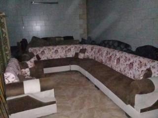 غرفة لف خشب شوح للبيع