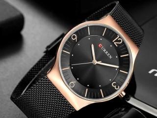 ساعة يد ماركة CURREN
