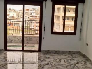 للبيع شقة بشارع المغرب العربي مقابل المالية